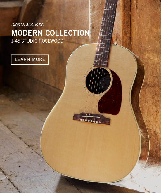 Gibson Acoustic, Modern Collection