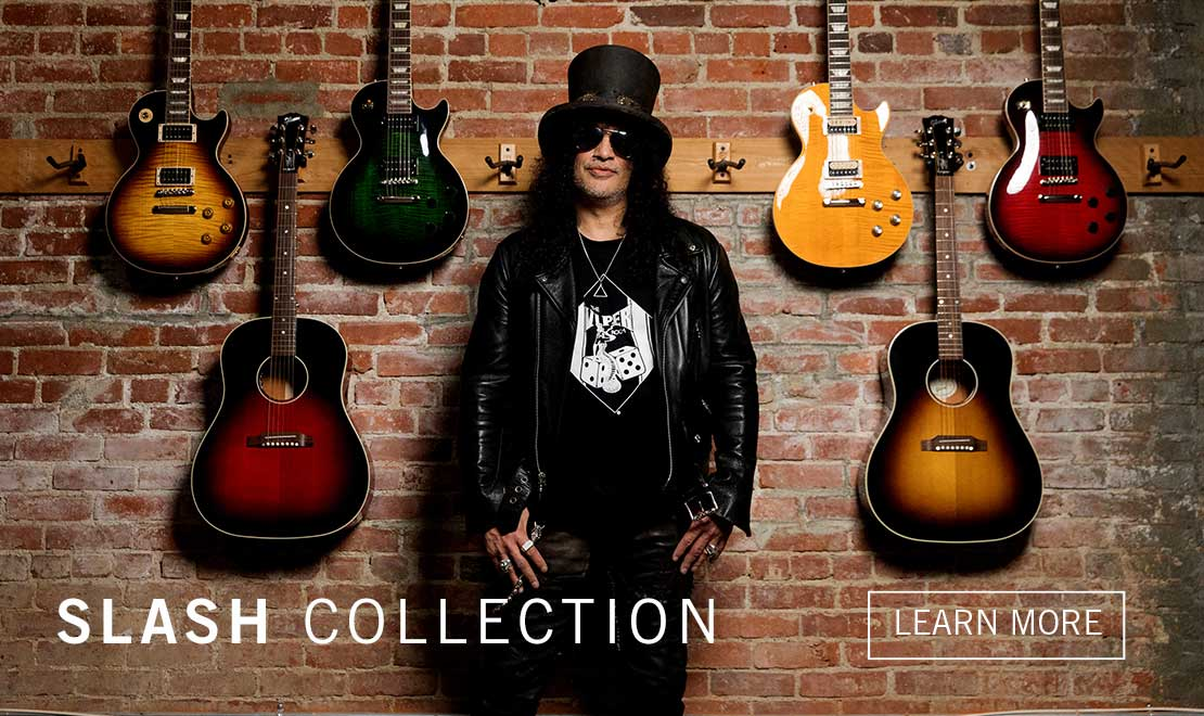 Gibson Slash Collection
